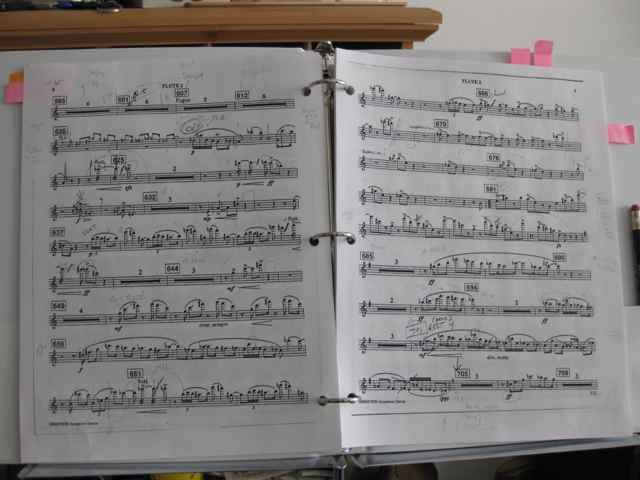Flute Progress After One Month In Orchestra Still Hanging